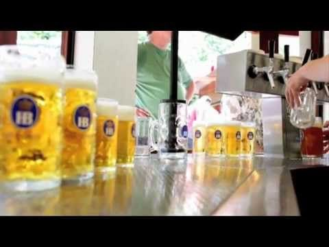 Bavaria's Beer Gardens~ Uploaded on Sep 23, 2011 Some people may relax and read a newspaper with a cup of coffee or a glass of wine, but in south Germany, they do it with a beer.~Smithsonian Magazine