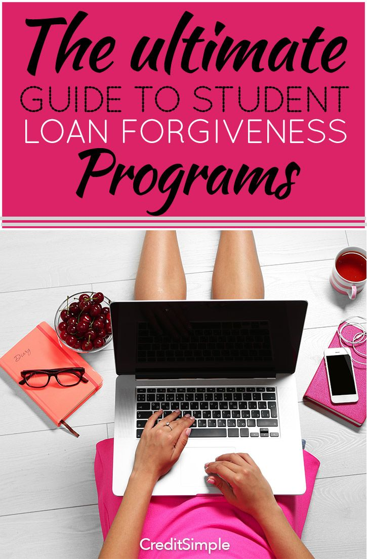 There are a number of programs offered by the government that will pay your student loan debt in part or in full, as long as you meet their requirements.