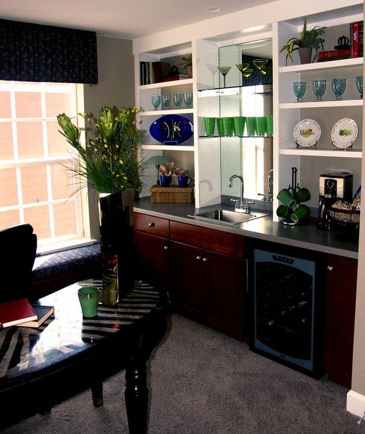 Home Bar Ideas U2013 37 Stylish Design Pictures
