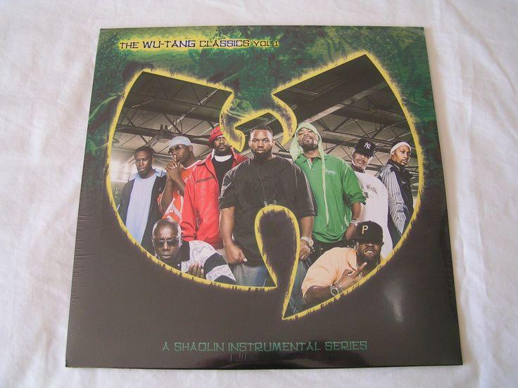 WU-TANG Clan - Wu-Tang Classic Instrumentals, 2LP, DJ Vinyl
