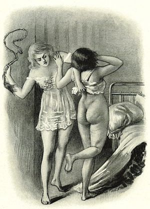 Assured, bdsm victorian discipline very