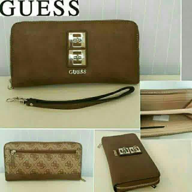 Saya menjual Wallet Guess Piere Brown Multi seharga Rp465.000. Dapatkan produk ini hanya di Shopee! http://shopee.co.id/deventostore/4630457 #ShopeeID