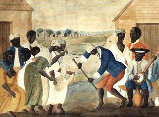 Οι ρίζες της τζαζ βρίσκονται στη δεκαετία του 1880. Πιστεύεται ότι «γεννήθηκε» στη Νέα Ορλεάνη, από τους Κρεολούς, μία φυλή γαλλόφωνων και ισπανόφωνων μαύρων, με καταγωγή από τις Δυτικές Ινδίες...
