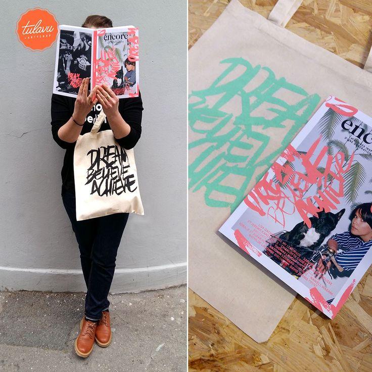 // MAGAZINE ENCORE chez TULAVU // Découvrez la revue Encore Numéro #1 qui raconte des histoires inspirantes d'une génération culottée ! #Tulavu #ConceptStore #Marseille