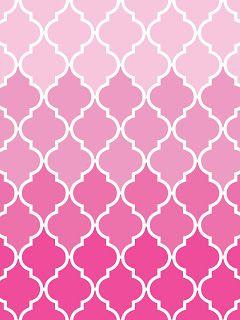 Quatrefoil Wallpaper for iPhone & iPad