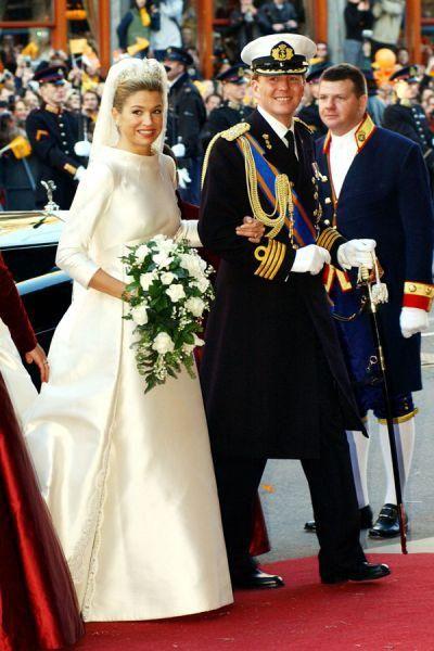 Royale Hochzeiten : Die schönsten royalen Hochzeiten   Bild 14 von 21   COSMOPOLITAN