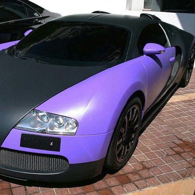 Purple Bugatti~ | Bugatti veyron, Bugatti, Veyron