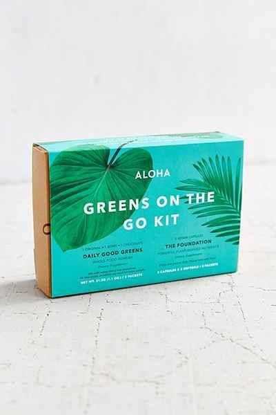 Aloha The Foundation Vitamins - Urban Outfitters