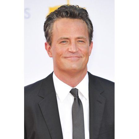 Matthew Perry At Arrivals For The 64Th Primetime Emmy Awards - Arrivals Part 2 Canvas Art - (16 x 20)