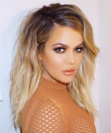 Whether she's rocking short or long hair, brunette or blonde locks, Khloe Kardashian's hair fills us with some serious envy