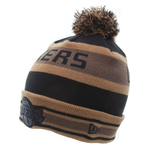 Mens Los Angeles Lakers New Era Brown Jake Knit Hat, Today's Sale Price: $17.99 -  You Save: $5.00