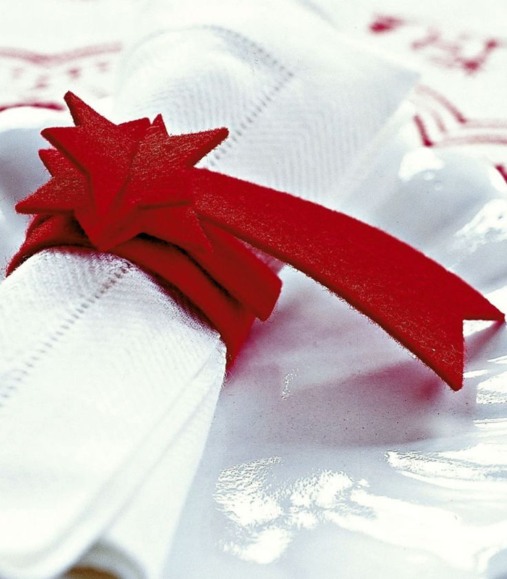 Oltre 25 fantastiche idee su decorazioni di natale su - Decorazioni tavola natalizie fai da te ...