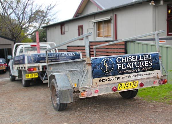 Image result for trailer signwriting ideas