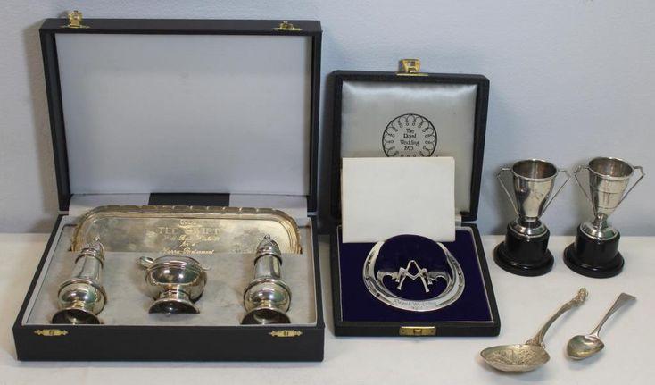 Sterling-silver-British-Royal-Wedding-Salt-Shaker-925-Dutch-Spoon-19c.#sterling #silver #925 #British #Dutch #English #Sterling #Baker #Ellis  #money #LTD #Sheffield #Harrison #Howson  https://clarkeny.com/auctions/?a=214&search=lot%20350  #jewelry #whatwomenwant #diamond #diamondsimulant #tennisbracelet #sterlingsilver #gold #eveningwear #glam #style #exquisite #classic #daretobedifferent #gems #beauty #jewelrydesigner #jewelryblogger #instajewelry #musthave #premiumquality…