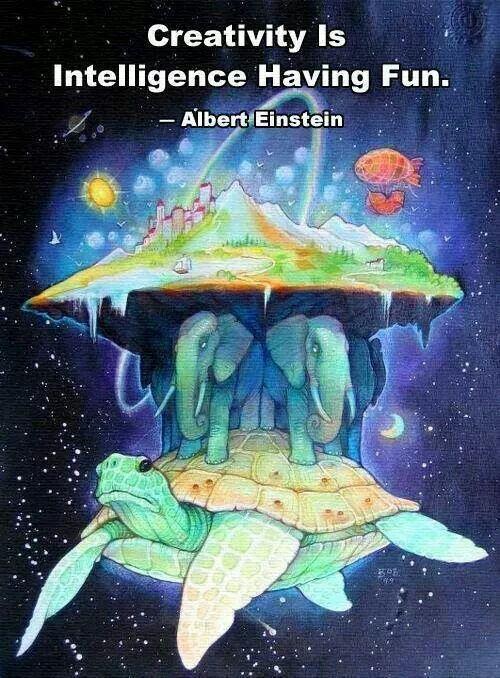 ... , Elephant, Science Quotes, Albert Einstein Quotes, Art Illustration