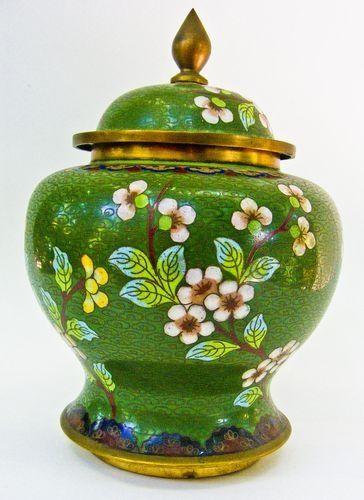 Ginger Jars with Lids   visit ebay com