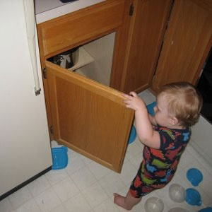 As all parents know, taking care of a baby is a huge responsibility. http://www.housemaintenanceguide.com/babyproofingyourhome.php has some tips and advice on how to make your home safe for your little ones.