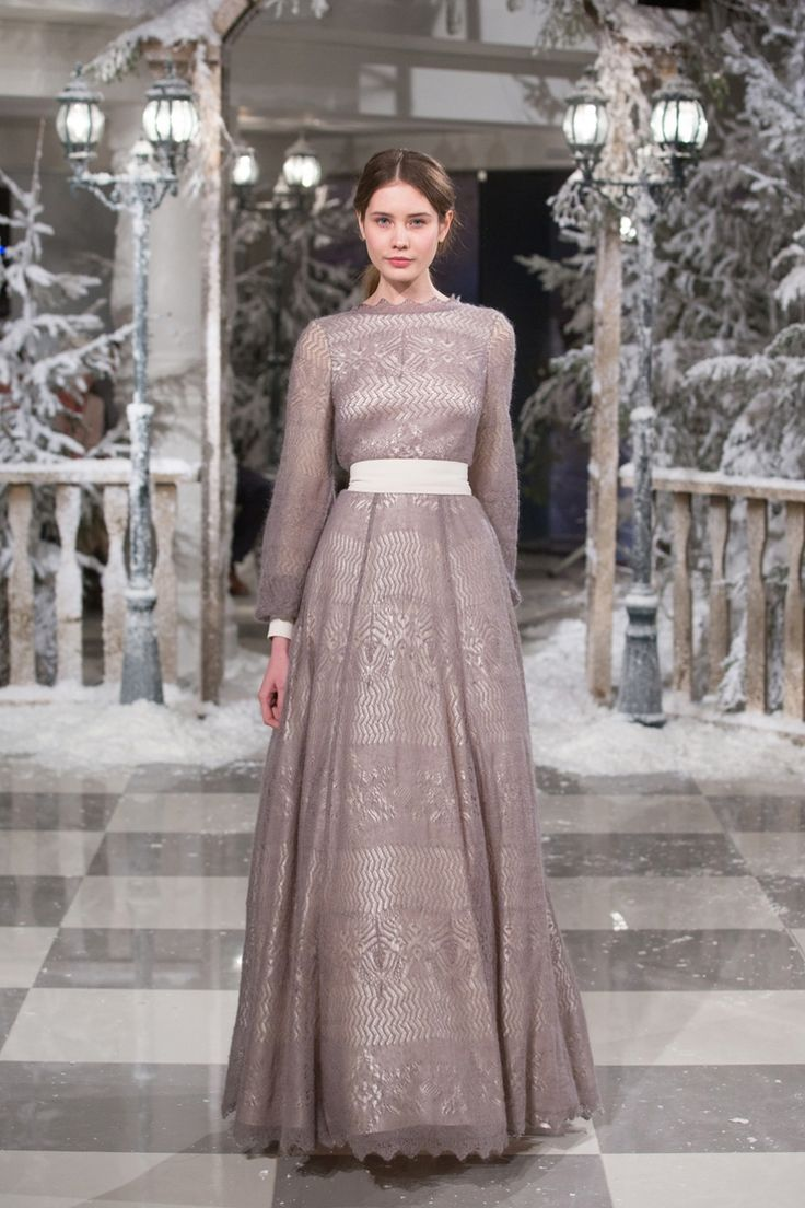 A La Russe fall/winter 2013-14 for Enora