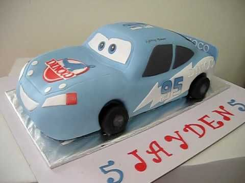 81 best McQueen cars images on Pinterest Car cupcakes Biscuits