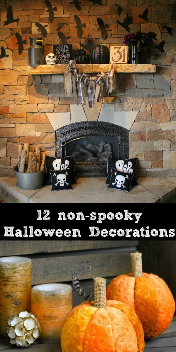 all treats and no tricks halloween decorations