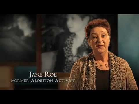 "Norma, ""Jane Roe"" (from Roe v. Wade) talks about the biggest mistake of her life and how she is dedicated to sharing the truth about abortion"