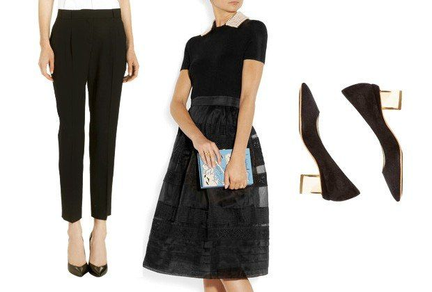 The Clumsy Hostess : Five Hostess Outfits To Serve Up This Thanksgiving : Lucky Magazine