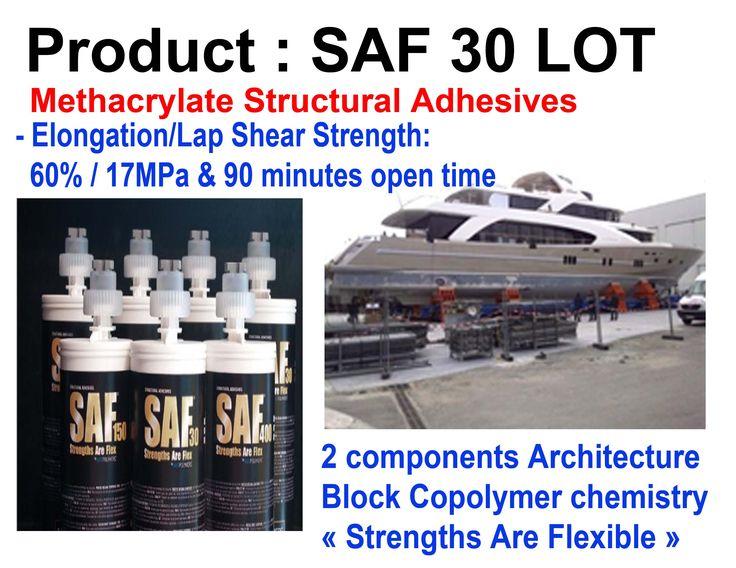 Produk SAF 30 LOT adalah produk yang sangat baik dalam pengunaan untuk pemasangan kaca di dunia perkapalan laut. Tahan terhadap guncangan yang kuat dan tangguh dalam pengunaannya terhdap air laut utnuk pemasangan kaca.