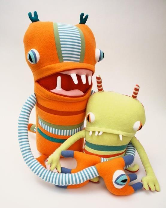 Jennifer Strunge Toy Art