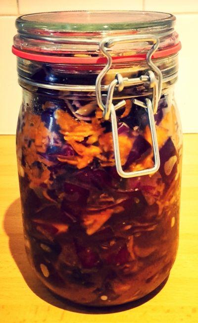 Maak zelf Kimchi (gefermenteerde groenten)!