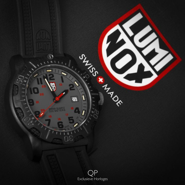 The #Luminox #Navy #Seal series is based on the #military grade #watches provided for the U.S. #military for their #NavySeal #commandos. They're #strong; they're #lightweight; they're capable to handle #rough #waters, and most of all, they're extremely #legible at #night due to the special #NightVision Tubes that Luminox uses in the numerals and hands. These Luminox' are built to deal with any situation which a Navy Seal commando may encounter.