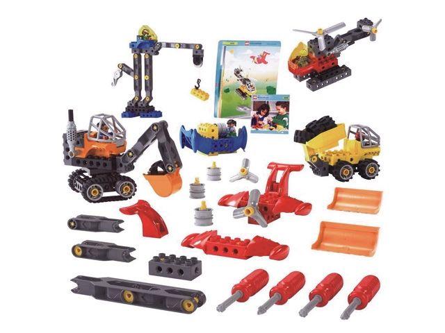 Lego Duplo 9206 technische machines