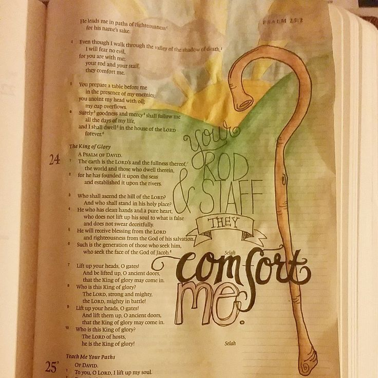 Created by: Cameron Hutton Morrison, bible journaling, Journaling Bible, Art Bible, Margin bible journaling.