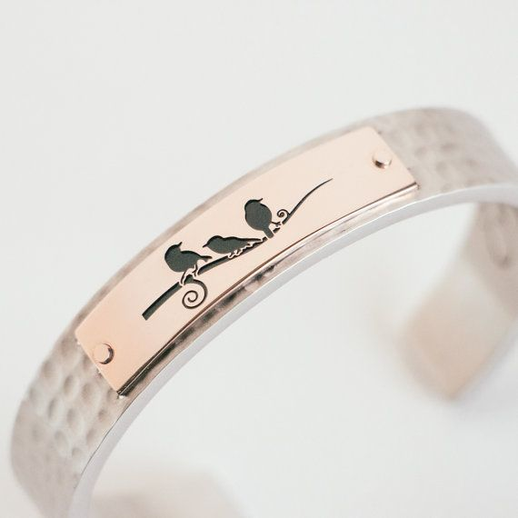 Three Little Birds Bracelet - Every Little Thing Is Gonna Be Alright