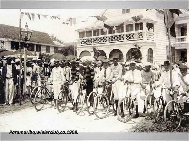 Oude foto's Suriname Augusta Curiel, klik voor meer foto's + toelichting!
