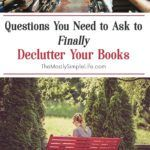 We're talking about the tough stuff today! We've gone through decluttering clothes and decluttering books, but decluttering keepsakes and memories can be really difficult. You might feel obligated to to keep things. You might have a hard time letting something go because of the memory associated with it. You might be keeping something in case …