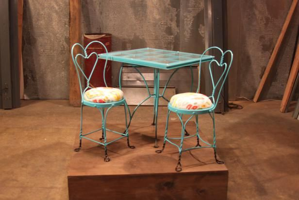 Before and After Images From HGTV's Flea Market Flip : Tv Shows : DIY Network