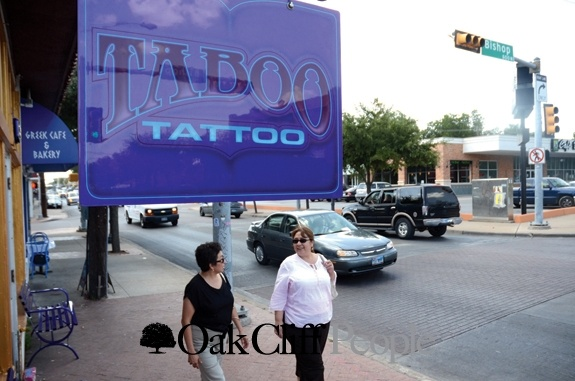 7 28 12 taboo tattoo is oak cliff 39 s newest tattoo shop for Tattoo shops in plano