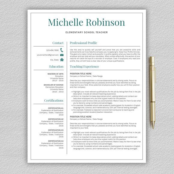 16 best Template CV images on Pinterest Design resume, Resume - is a cv the same as a resume