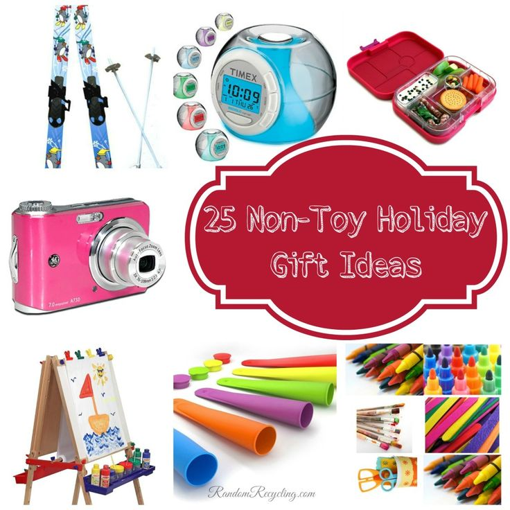 Christmas Toy Ideas : Non toy gift ideas for the holidays to share gifts