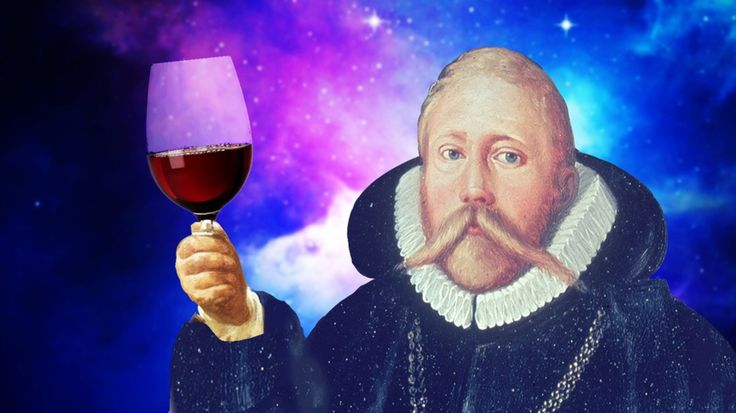 Tycho Brahe was an important astronomer, but did you know he was also a crazy partier who lost his nose in a duel? Yeah, his life was epic.