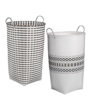 Tall Plastic Laundry Basket Beauteous 15 Best United Plastics Images On Pinterest  Plastic Containers Inspiration