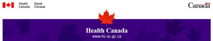 Health Canada Study