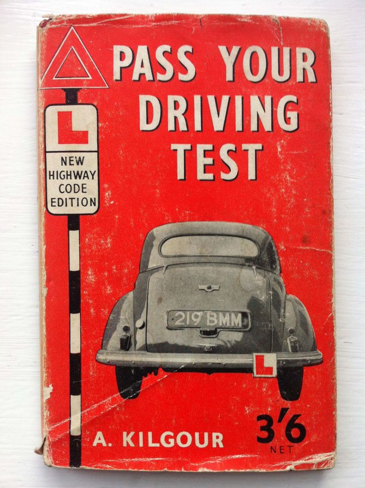 The 25 best book your driving test ideas on pinterest book vintage book 1959 pass your driving test with illustrations eighth edition by a kilgour fandeluxe Images