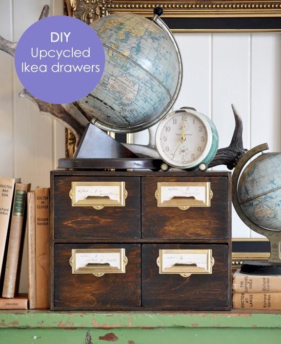 Upcycled Ikea