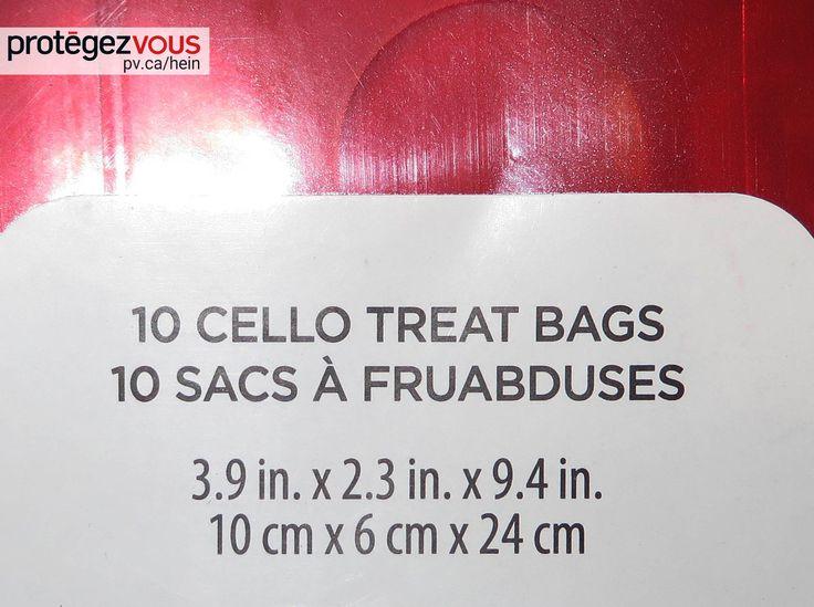 Voici des sacs pour mettre vos.... mouhahahahaha!!!! On ne vous dira pas ce qui va dedans!