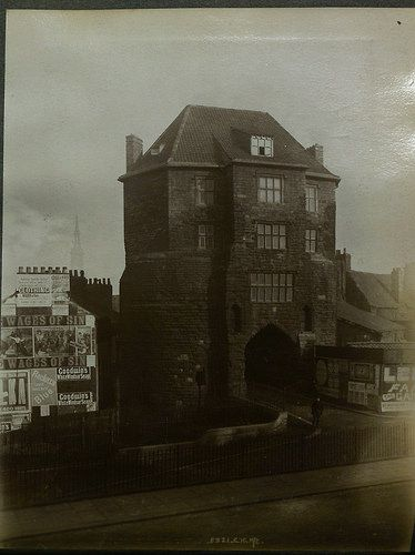 The Black Gate, Newcastle upon Tyne | by Newcastle Libraries