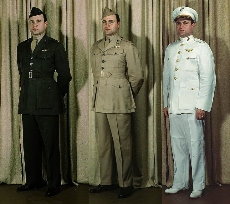 Uniforms of the United States Marine Corps - Wikipedia, the free ...