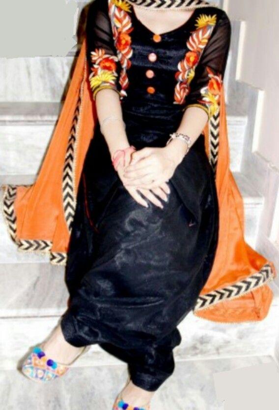 Punjabi salwar suit  Punjabi Suits — for enquiry kindly send msg or call…
