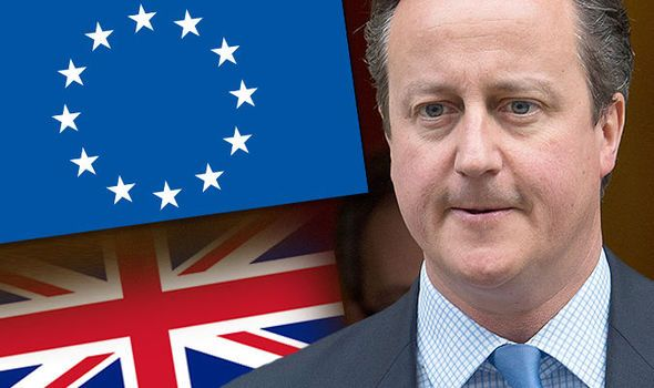 British exit from EU grows closer as Tories REBEL against Cameron to vote for…