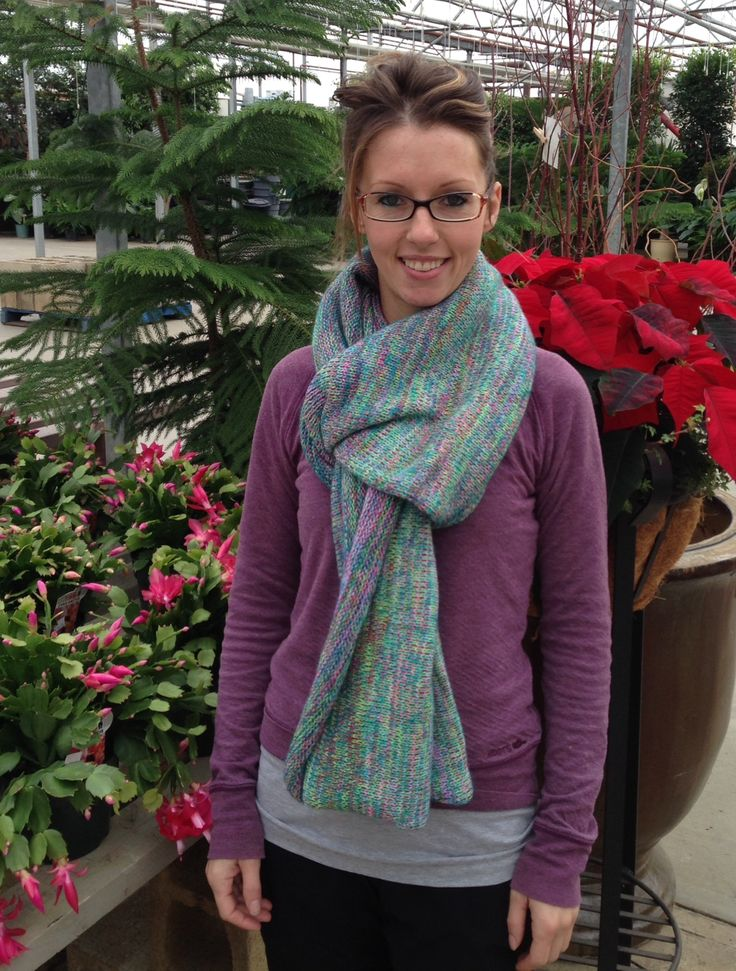 Sweater Shawl/Scarf is a two in one item